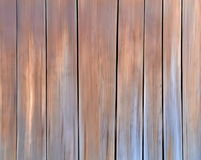 Blurred wooden boards Stock Photography