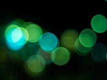 BlurredLights lizenzfreies stockbild