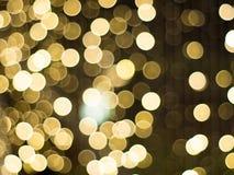 BlurredLights stockbild