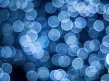 BlurredLights stockbilder