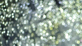 Blurring the image colourful festive lights Stock Photos