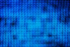 Blurring lights bokeh background of circles. Blurring lights bokeh background of blue circles royalty free illustration