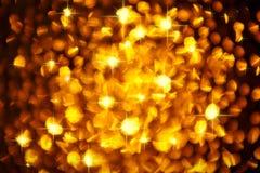 blurrred lampor Royaltyfria Foton
