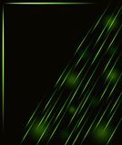 Blurry abstract lined light effect background Royalty Free Stock Photography