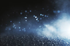 Blurry asphalt background. Abstract blurry bokeh close up asphalt background royalty free illustration