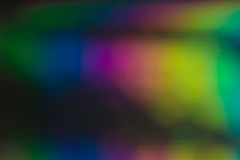 Blurry Assorted Colors for Backgrounds Royalty Free Stock Images