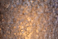 Blurry background. Gradient with dark silver crumpled foil. Blur colorful texture with bokeh. Art photography. royalty free illustration