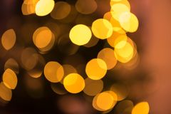 Blurry background with lens flare dots lights royalty free stock photography