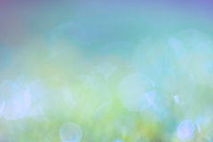 Blurry blue abstract Stock Images