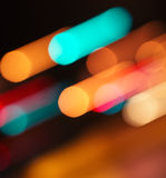 Blurry bokeh background Royalty Free Stock Images