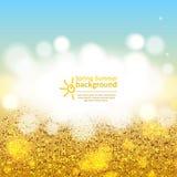 Blurry bokeh Royalty Free Stock Photo