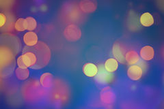 Blurry bokeh Stock Images