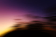 Blurry colors Royalty Free Stock Image