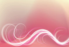 Blurry flowing swirl light background Stock Photo