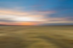 Blurry landscape useful as background Royalty Free Stock Photography
