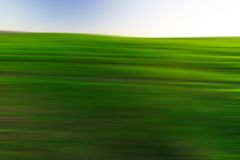 Blurry landscape useful as background Royalty Free Stock Images