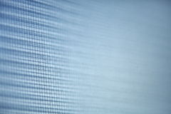 Blurry left side focused blue texture Royalty Free Stock Photo