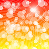 Blurry lights Royalty Free Stock Photos
