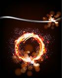 Blurry lights Royalty Free Stock Photo