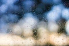 blurry lights Στοκ Φωτογραφίες