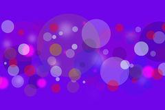 Blurry lights background Royalty Free Stock Images