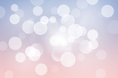 Blurry spot lights with color of the year 2016 / background image Royalty Free Stock Image