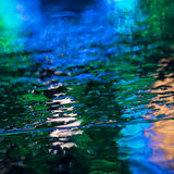 Blurry water background Stock Photos