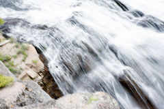 Blurry Water Royalty Free Stock Photo