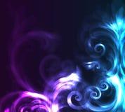 Blury Florals Royalty-vrije Stock Foto's