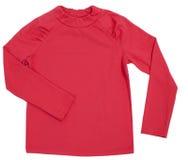 Blusa cor-de-rosa Fotografia de Stock