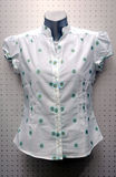 Blusa das mulheres Foto de Stock Royalty Free