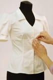 Blusa em um manequim Foto de Stock Royalty Free