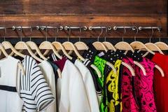 Blusas Fotografia de Stock