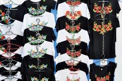Blusas de las mujeres Fotografía de archivo libre de regalías