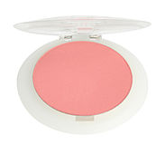 Blush. Pink blush on a white background Stock Images