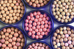 Blush Colors Stock Photo