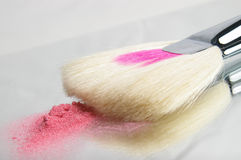 Blush Brush Royalty Free Stock Images
