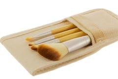 Blush Brush. Isolated on white background Stock Image