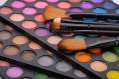 Blush palettes Stock Photography