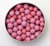 Blush pearls Royalty Free Stock Photo