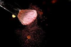 Blush powder Royalty Free Stock Photo