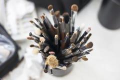 Blusher tool makeup Stock Images