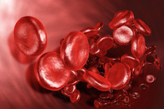 Blut Lizenzfreie Stockfotografie