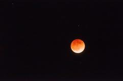 Blut-Mond Lizenzfreie Stockfotos