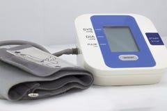 Blutdruck-Überwachungseinheit Stockbild