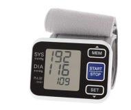 Blutdruck-Überwachungsgerät Stockfoto