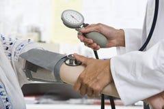 Blutdruck Stockbilder