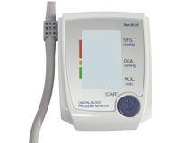 Blutdruckausrüstung Stockfoto