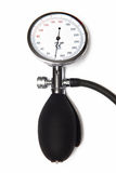 Blutdrucküberwachungsgerät Lizenzfreie Stockfotos