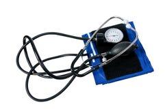 Blutdruckeinheit Lizenzfreies Stockfoto